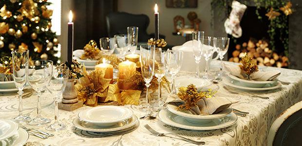 Navidad Decoracion Mesa ~ La Chef A Decoraci?n de mesas